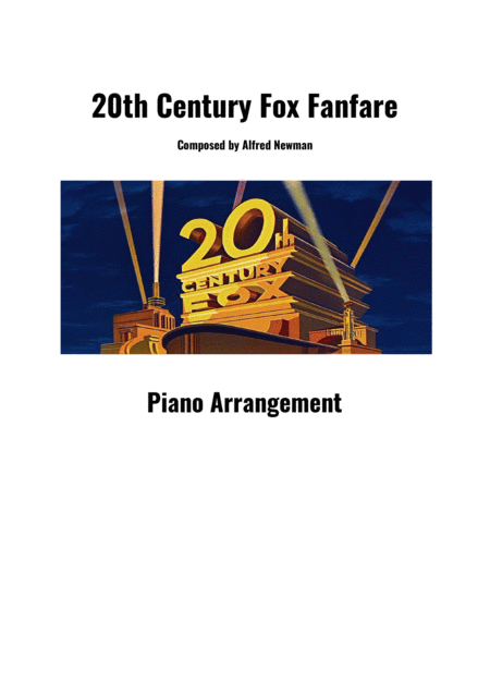 20th Century Fox Fanfare
