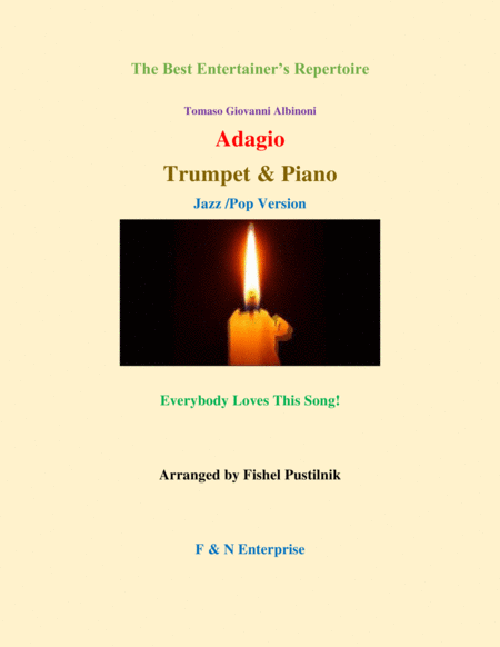 Adagio For Trumpet And Piano
