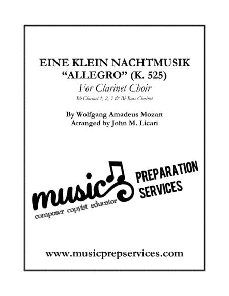 allegro marcello for clarinet trio - musicsheets.org  music sheet library for all instruments