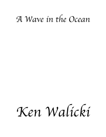 A Wave In The Ocean