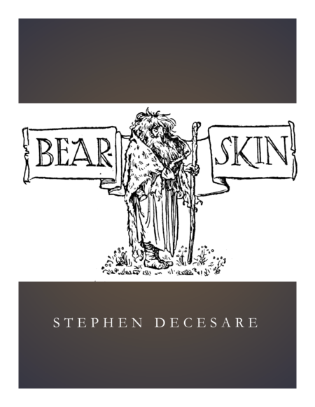 Bearskin The Musical Piano Vocal Score Part 2