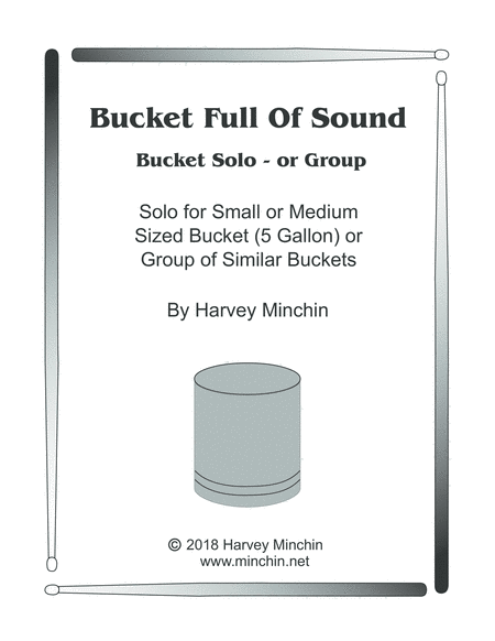 Bucket Full Of Sound