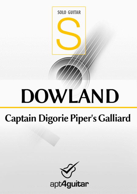 Captain Digorie Pipers Galliard