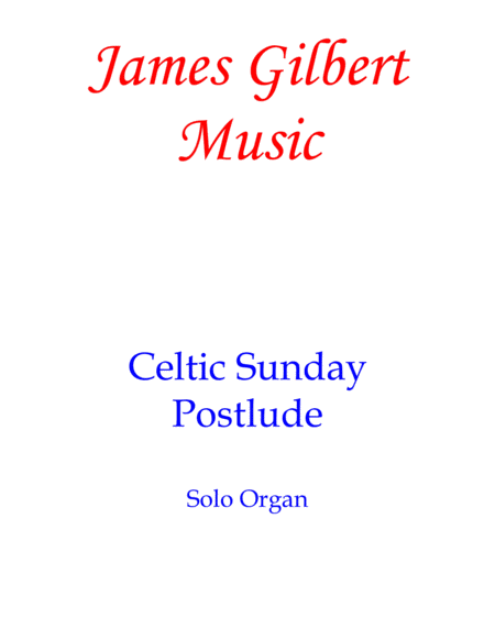 Celtic Postlude