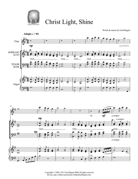 Christ Light Shine