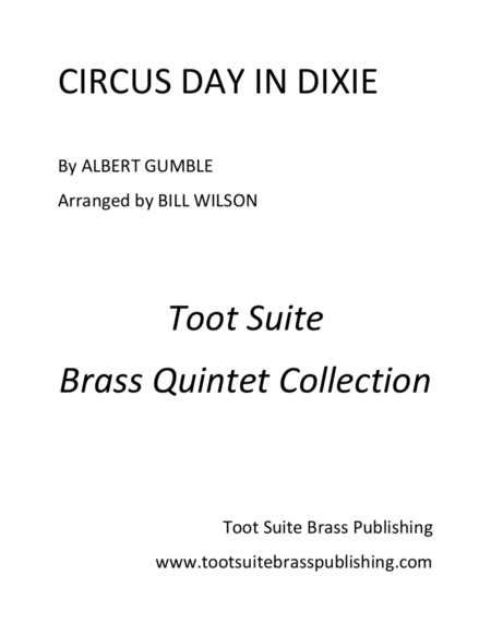 Circus Day In Dixie