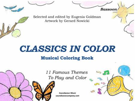Classics In Color Bassoon