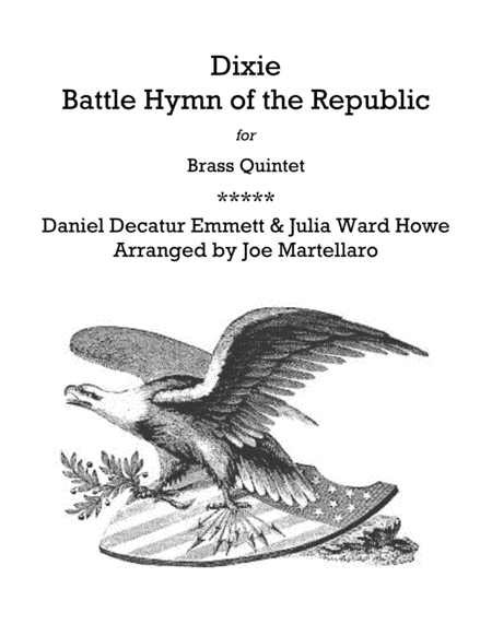 Dixie Battle Hymn Of The Republic