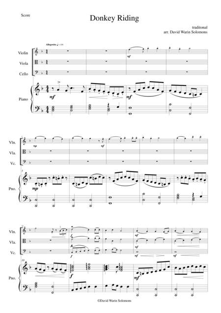 little donkey free music sheet - musicsheets.org  music sheet library for all instruments