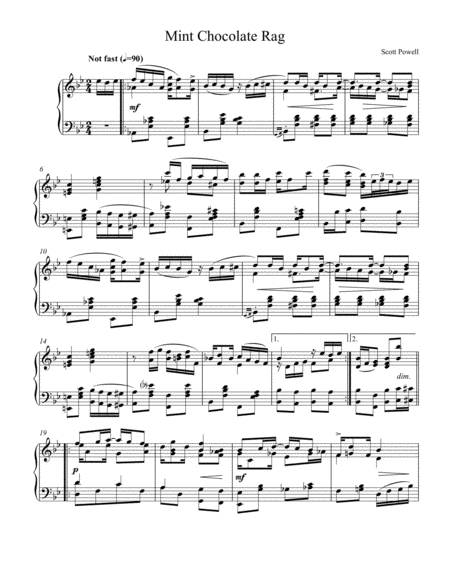 Dont Look Back In Anger Lead Sheet For Singalongs