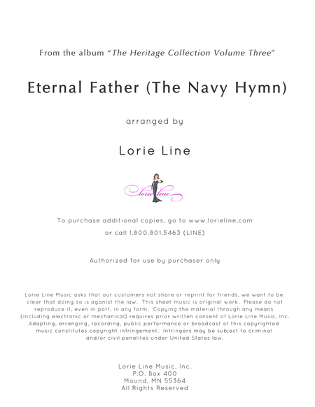 Eternal Father The Navy Hymn