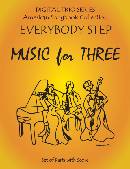 Everybody Step For Clarinet And Piano Trio
