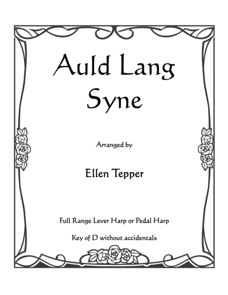Four Variations On Auld Lang Syne