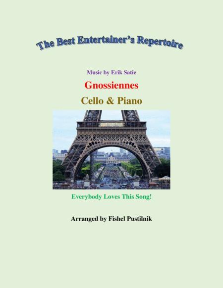 Gnossiennes For Cello And Piano Jazz Pop Version Video