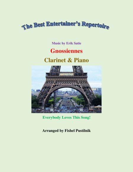 Gnossiennes For Clarinet And Piano Jazz Pop Version Video