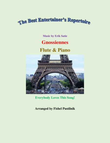 Gnossiennes For Flute And Piano Jazz Pop Version Video