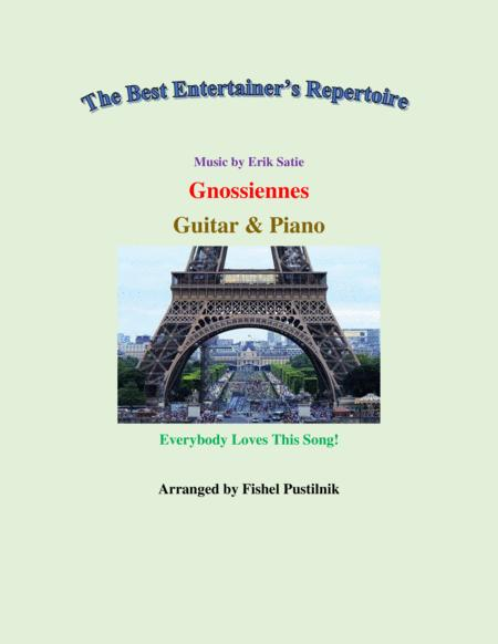 Gnossiennes For Guitar And Piano Jazz Pop Version Video