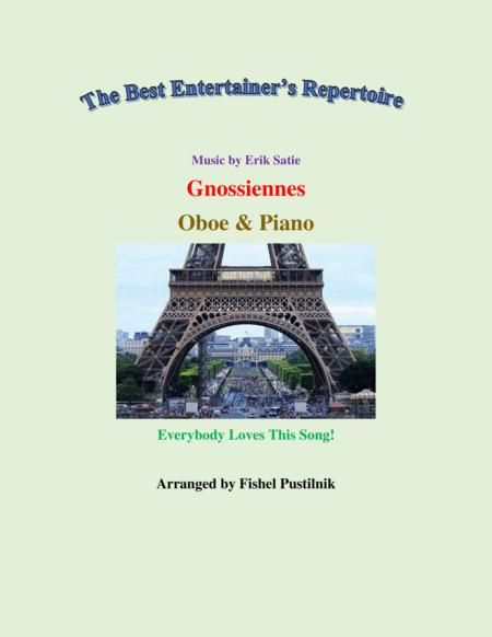 Gnossiennes For Oboe And Piano Jazz Pop Version Video