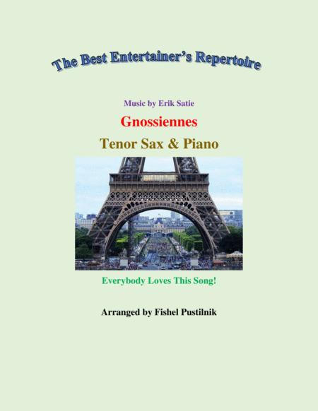 Gnossiennes For Tenor Sax And Piano Jazz Pop Version Video