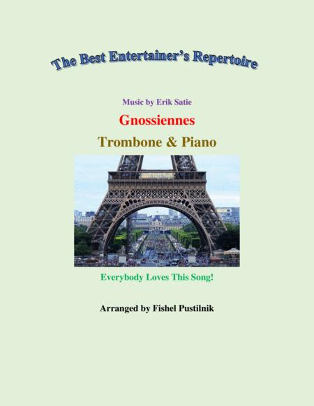 Gnossiennes For Trombone And Piano Jazz Pop Version Video