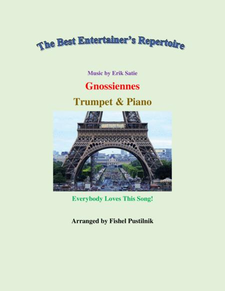 Gnossiennes For Trumpet And Piano Jazz Pop Version Video