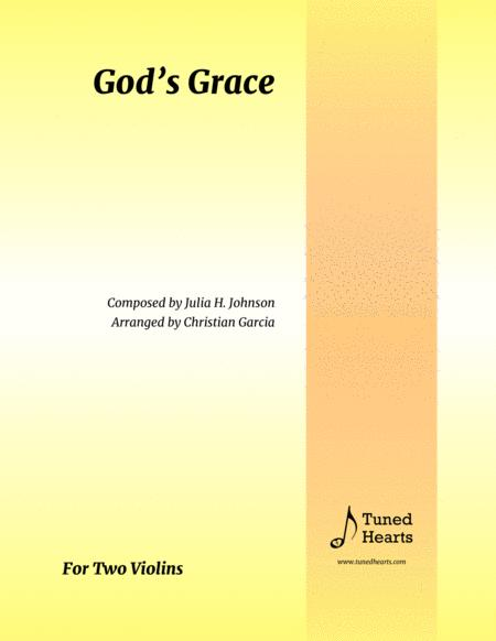 Gods Grace Grace Greater Than Our Sin Amazing Grace