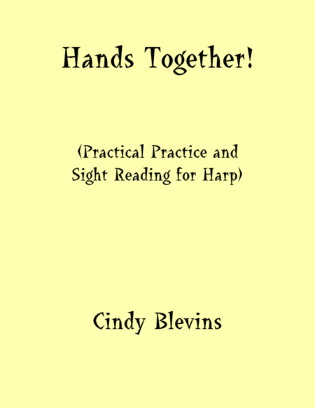 Hands Together Practical Practice And Sight Reading For Harp
