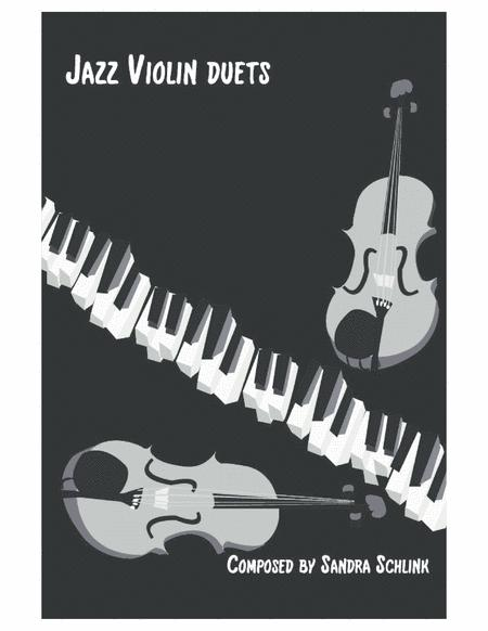 Jazz Duet Book 2 For Violin In String Keys
