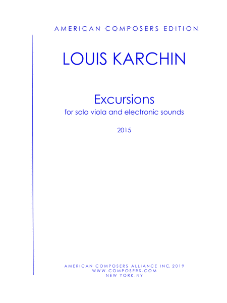 Karchin Excursions