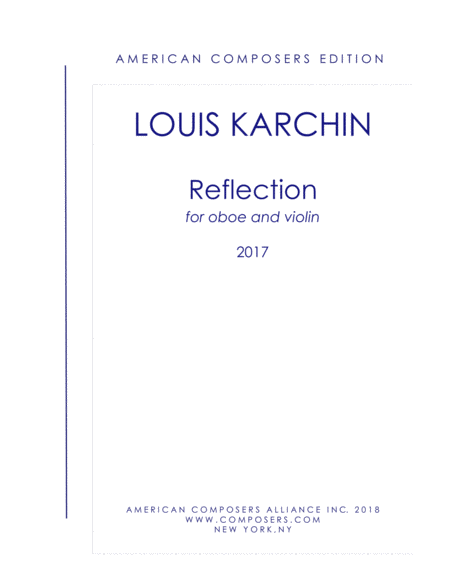Karchin Reflection