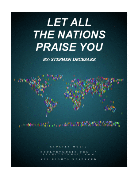 Let All The Nations Praise You