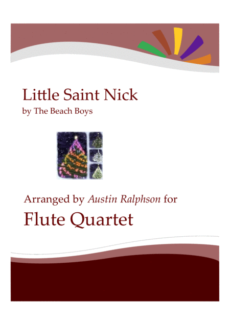 Little Saint Nick Flute Quartet