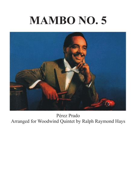 Mambo No 5 For Woodwind Quintet