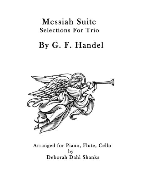 Messiah Suite By Handel For Trio