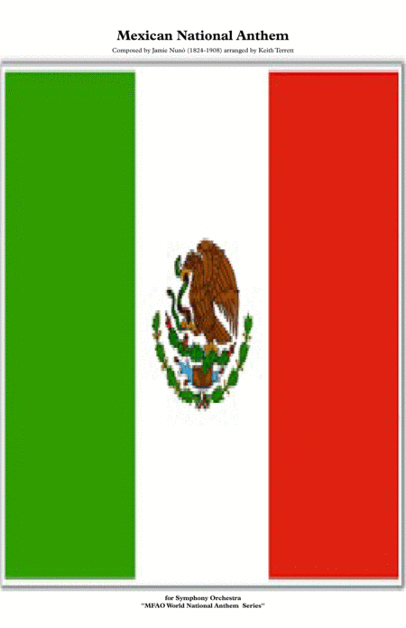 Mexican National Anthem For Symphony Orchestra Olympic Series