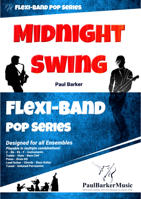 Midnight Swing Flexi Band Score Parts