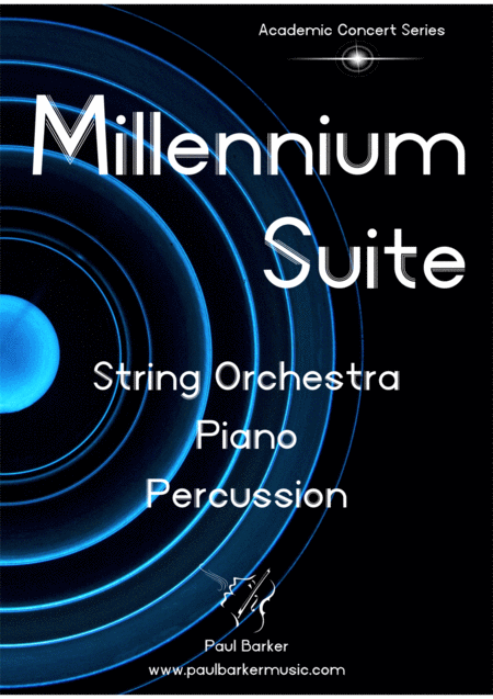 Millennium Suite String Orchestra Instrumental Parts