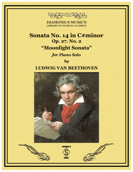 Moonlight Sonata Piano Sonata No 14 In C Minor Beethoven Full Sonata
