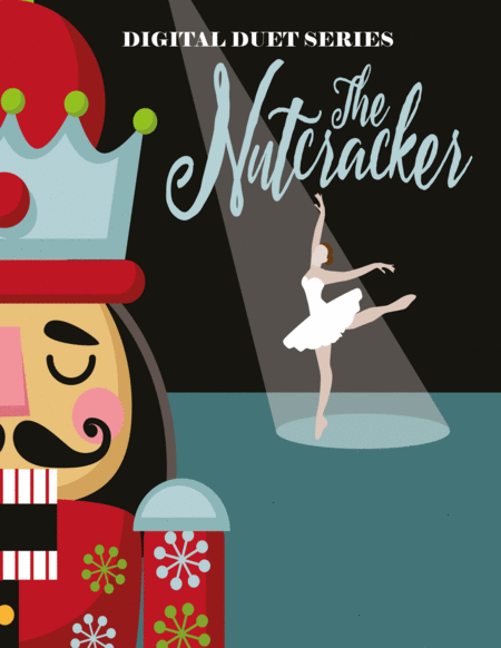 Mother Ginger From The Nutcracker For Two Flutes Or Two Oboes Flute Or Oboe Duet Music For Two