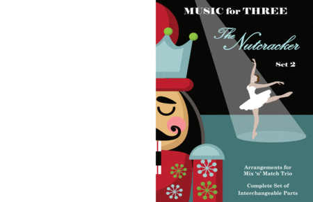 Mother Ginger From The Nutcracker For Woodwind Trio Or Clarinet Trio
