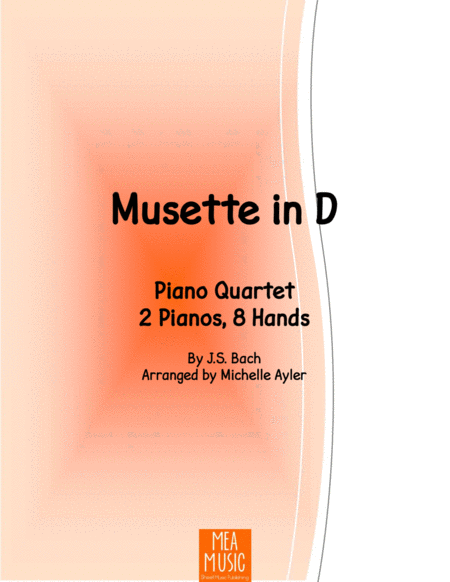 Musette In D Quartet