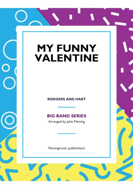 My Funny Valentine Big Band Vocal