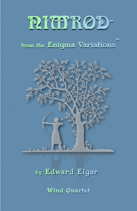 Nimrod From The Enigma Variations By Elgar For Wind Quartet