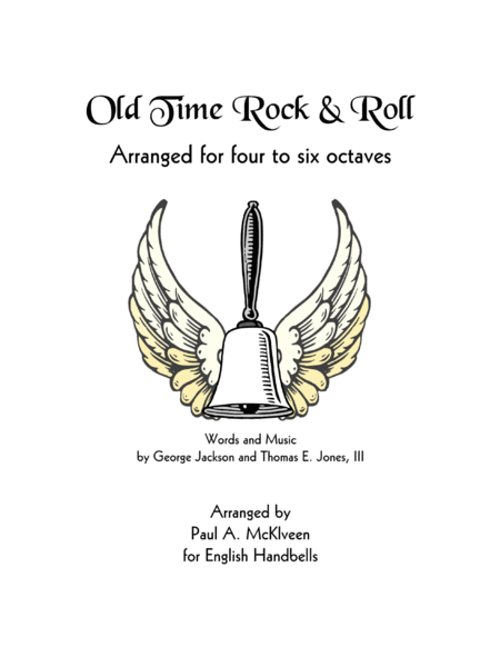 Old Time Rock Roll For Handbells
