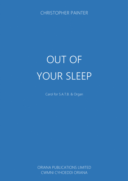 Out Of Your Sleep