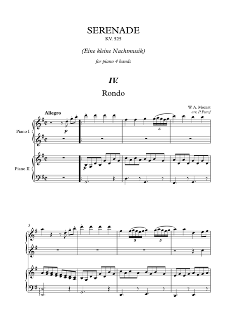 Over The Rainbow From The Wizard Of Oz For Satb