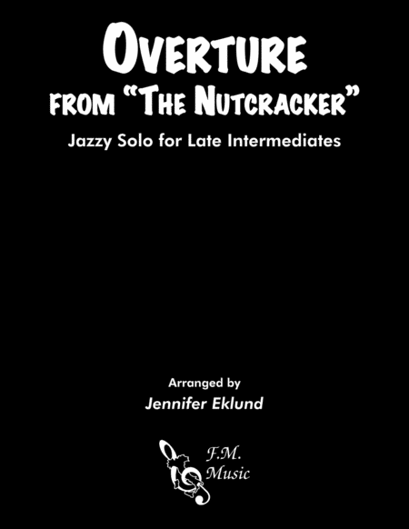 Overture From The Nutcracker Jazz Piano Solo