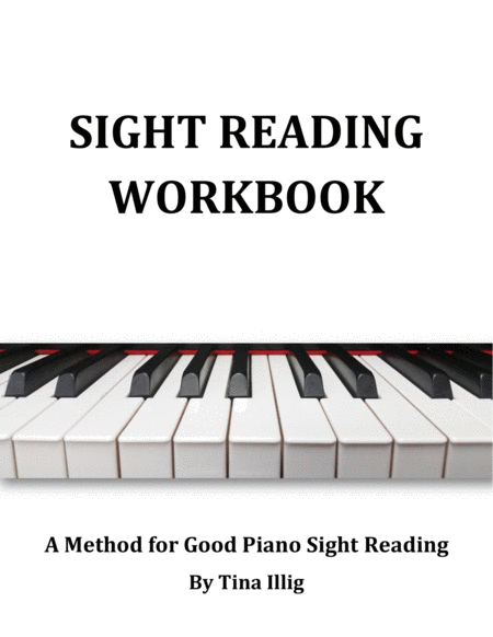 Piano Sight Reading Workbook Writing And Playing Format