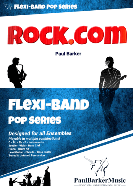 Rock Com Flexi Band Score And Parts