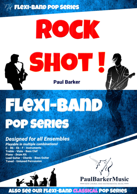 Rock Shot Flexi Band Score Parts